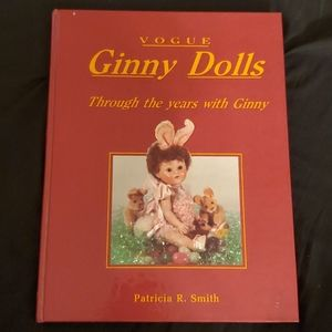 Vogue Ginny Doll Collector Book